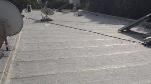 איטום גגות בחיפה - יריעות ביטומניות