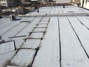 טיפול בגג